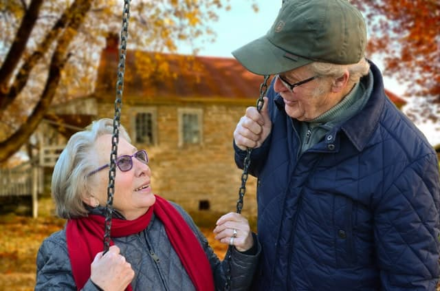 How do we Support Ageing Couples ?